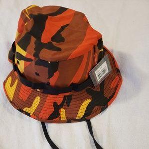 7c93cda187e07 Rothco Accessories - Rothco Jungle Orange Camo Bucket Hat. Unisex!